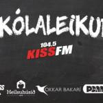 Skóladagar á KissFM