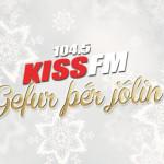 KissFM gefur þér jólin